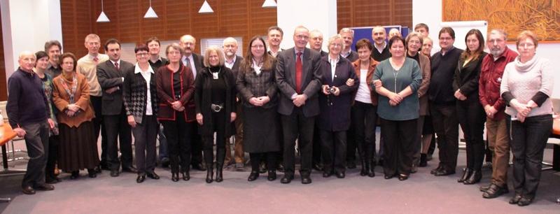 A 2013-as Közgyűlés delegátusai